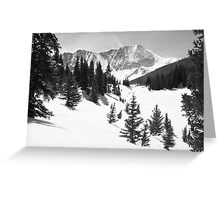 The High Country Greeting Card