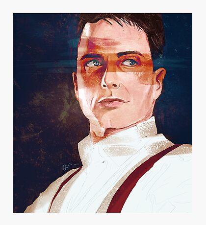 Captain Jack Harkness Photographic Print