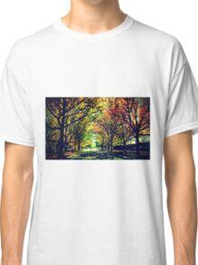 Autumn In Canberra Classic T-Shirt