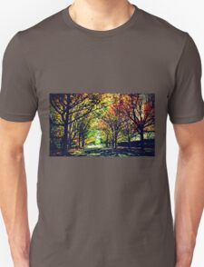 Autumn In Canberra T-Shirt