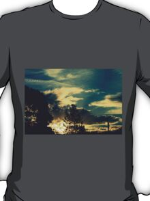 Sunset In The Suburb T-Shirt