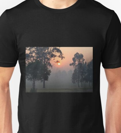 As The Day Begins Unisex T-Shirt