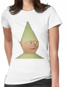 Elf man [HD] Womens Fitted T-Shirt