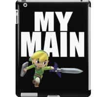 My Main - Toon Link iPad Case/Skin