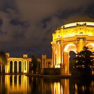 Palace of Fine Arts by Nickolay Stanev