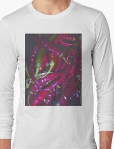 Hot Chilli Long Sleeve T-Shirt