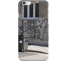 Graffiti, Ljubljana, Slovenia 3 iPhone Case/Skin