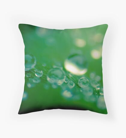 ...sprinkled... Throw Pillow