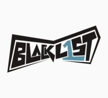 Official Blackl1st Logo by Blackl1st
