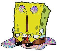 SpongeBob Acid Pants by MarcoD