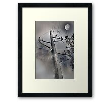 The Problem with Communication...  Framed Print