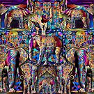 Find the Elephants by Desirée Glanville AKA DevineDayDreams