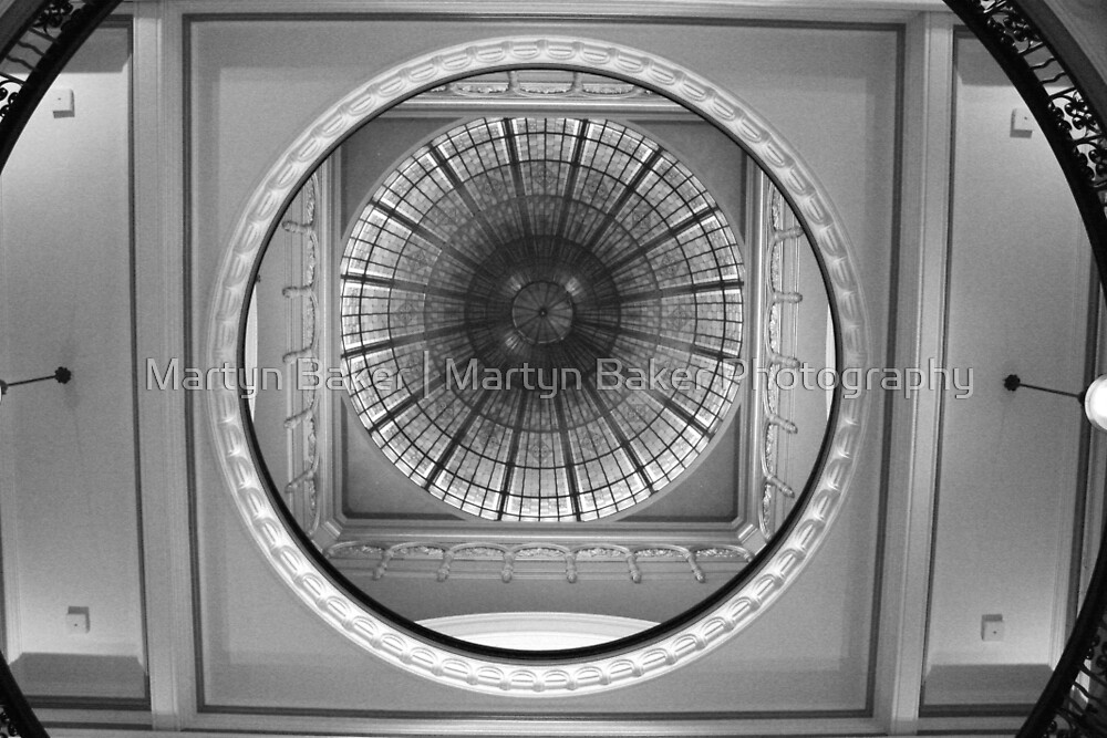 QVB  architecture by Martyn Baker | Martyn Baker Photography