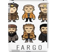 Fargo Cartoon iPad Case/Skin