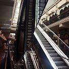 Stairway to Shopping Heaven by Martyn Baker | Martyn Baker Photography