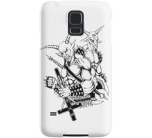 Goatlord and Baphomet Samsung Galaxy Case/Skin
