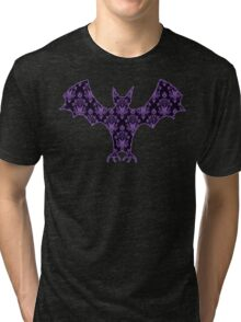 Haunted Wallpaper Tri-blend T-Shirt