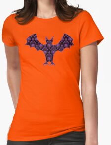 Haunted Wallpaper Womens Fitted T-Shirt