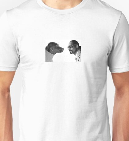 The real dogg. Unisex T-Shirt