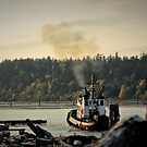 Tugboat by ChickenSashimi