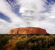 Uluru Dreaming by Sol Lucas