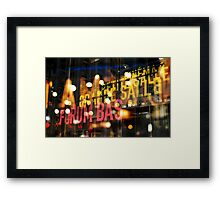 Centre Georges Pompidou, Paris Framed Print