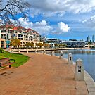 Claisebrook. East Pert by H.G  QualityPhotography