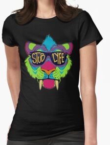#StubLyfe Womens Fitted T-Shirt