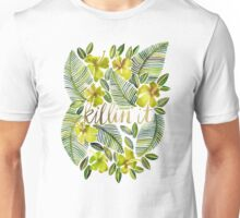 Killin' It – Tropical Yellow Unisex T-Shirt