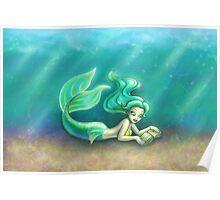 Underwater Reading Poster