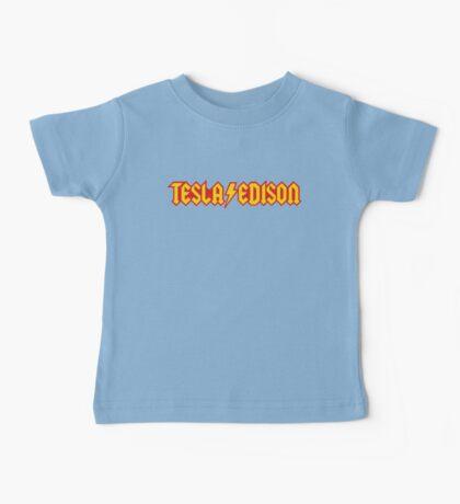 Tesla Edison Baby Tee