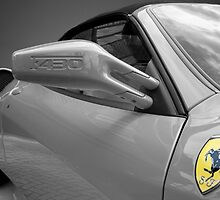 Ferrari F430 black white 'n' yellow by Darren Bailey LRPS