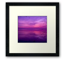 Jamaican Sunrise Framed Print