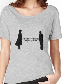 I Don't Have Friends Women's Relaxed Fit T-Shirt