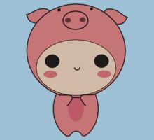 pig by Ania Tomicka