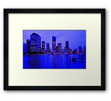 RiverLife Framed Print