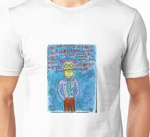 In The Red Planet Unisex T-Shirt