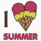 i LOVE SUMMER by banginT