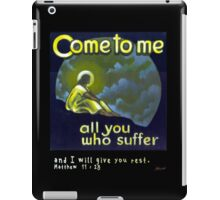 Come To Me iPad Case/Skin