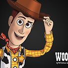 Woody by Phil Dickinson