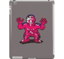 Fierce Shattered Man iPad Case/Skin