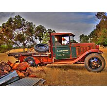 Model A 1932 Ford Truck Photographic Print