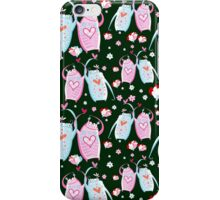 texture of thick monsters iPhone Case/Skin