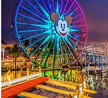 California Adventure by lamomo