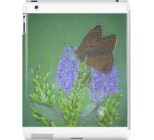 Brown Butterfly iPad Case/Skin