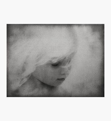 Childhood is the sleep of reason ... (J.J. Rousseau) Photographic Print