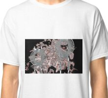 Space Dog Spill Classic T-Shirt