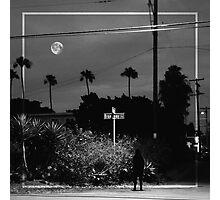 2100 Broadway Street Photographic Print
