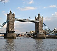 Tower Bridge by Amir Sabanovic