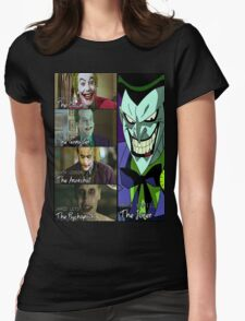 Jokers  Womens Fitted T-Shirt